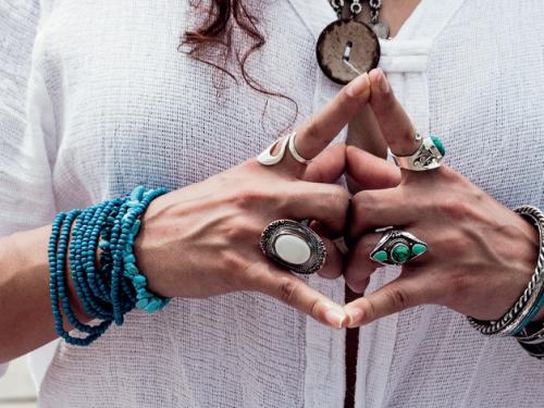 Mudras: el Yoga de las manos