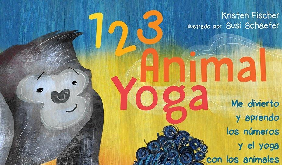 ¡El yoga para niños enseñado a través de los animales!
