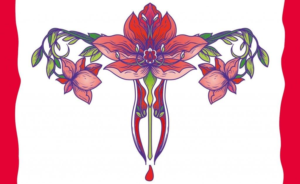 Reconectarse con el poder del ciclo menstrual