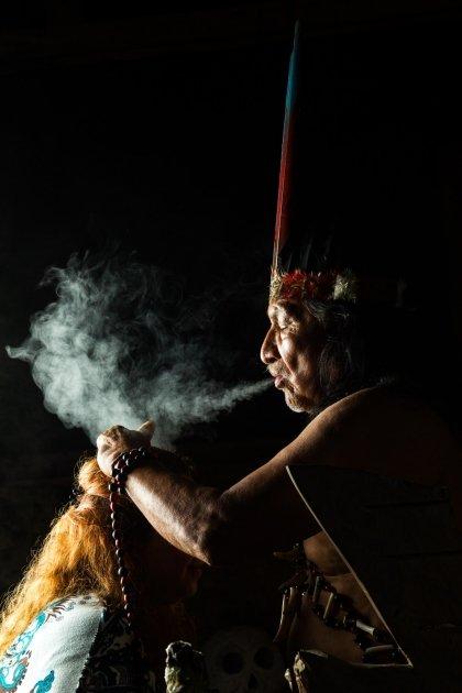 Los chamanes y los viajes en la Consciencia