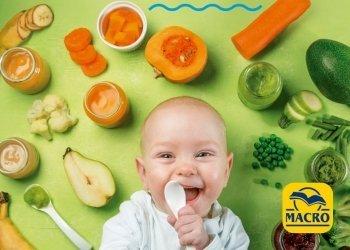 La importancia de la Leche materna [+1 receta de papilla para bebes]