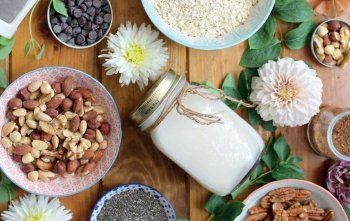 Leches Vegetales: la receta modeoa para elaborar leches de frutos secos