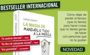 Sarah Knight y su magia: el método NotSorry - VIDEO