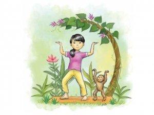 Hagamos yoga con los niños