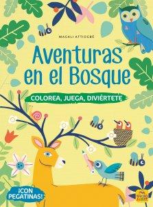 Aventuras en el Bosque - Libros