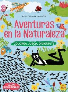 Aventuras en la Naturaleza - Libros