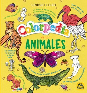 Colorpedia de los Animales - Libros