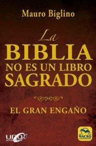 La Biblia no es un Libro Sagrado - Libros