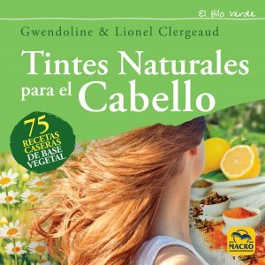 Tintes Naturales para el Cabello - Libros