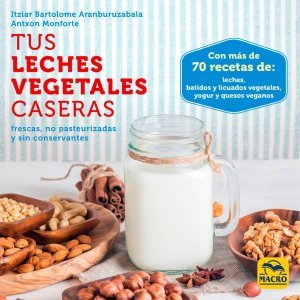 Leches Vegetales - Libros