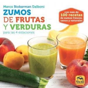 Zumos de Frutas y Verduras para las 4 estaciones - Libros