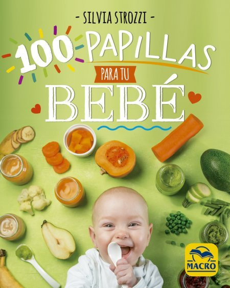 100 papillas para tu bebe - Libros