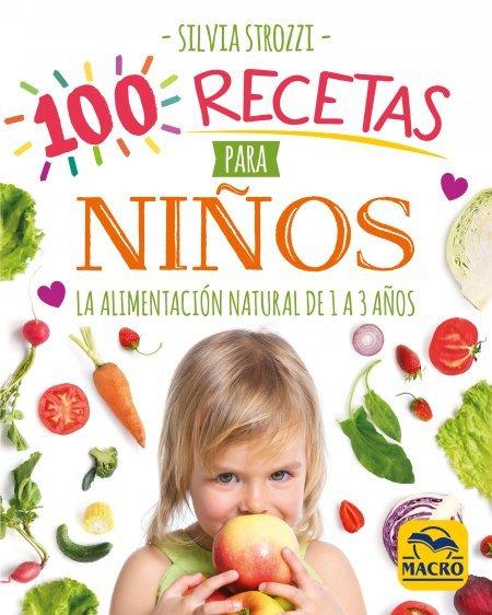 100 recetas para Niños - Libros