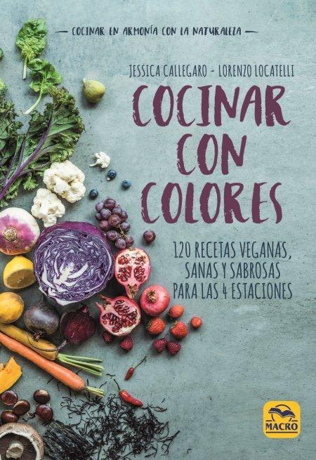 Cocinar con Colores - Libros