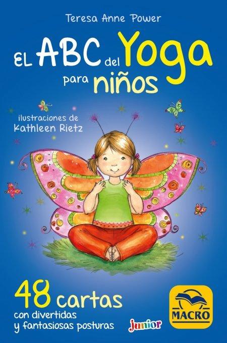 El ABC del Yoga para Niños - Cartas - Libros