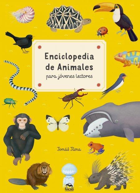 Enciclopedia de animales para jóvenes lectores - Libros